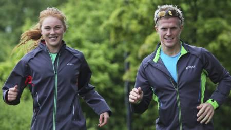 Eirin   Roland Udnæs og Morten Eide Pedersen. (Foto: Olsen, Geir/)