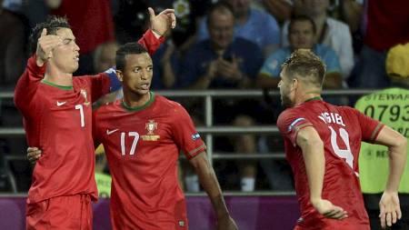 Cristiano Ronaldo (Foto: Geert Vanden Wijngaert/Ap)