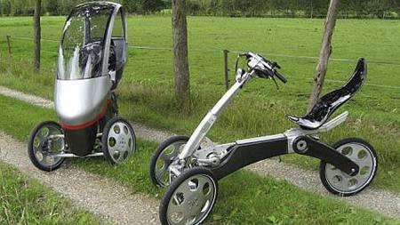 HYBRID: Moderne elsykler er en mellomting mellom bil og sykkel. (Foto: Illustrasjonsfoto/Colourbox/MAXPPP)