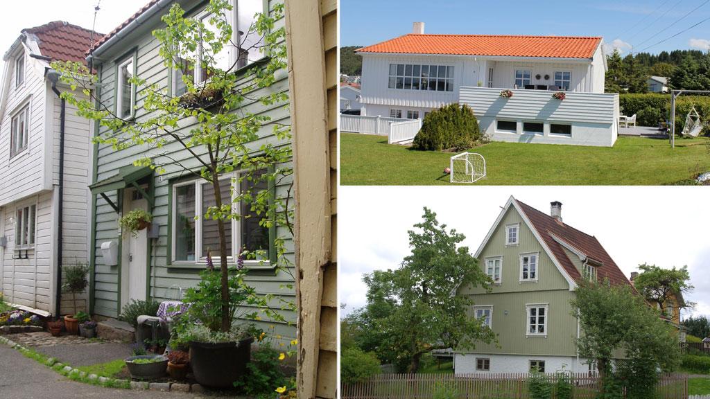"""Hvem har publikum stemt frem som vinner av """"Norges vakreste hjem 2012""""."""