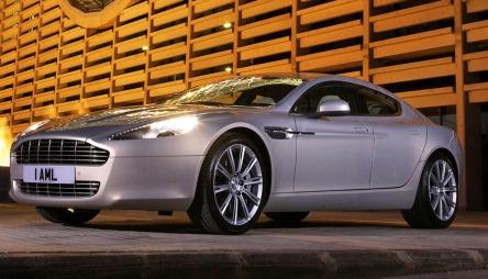 Aston Martin Rapid.