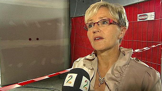 Liv SIgne Navarsete er leder i Senterpartiet (Foto: TV 2)