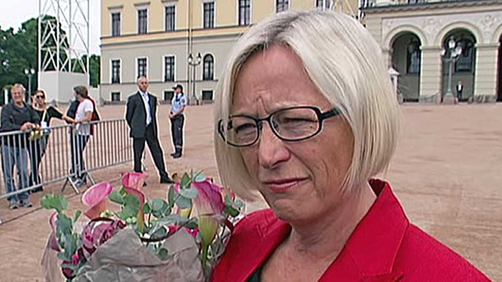 Marit Arnstad (Sp) er Samferdselsminister  (Foto: TV 2)