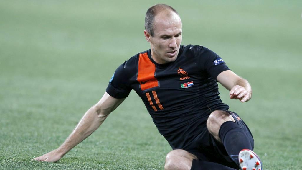 Arjen Robben (Foto: ALESSANDRO BIANCHI/Reuters)