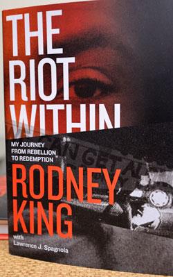 Rodney King bok (Foto: AFP)
