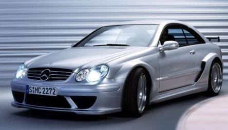 Mercedes-Benz DTM AMG.