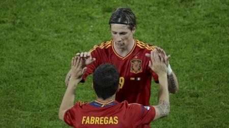 Torres Fabregas (Foto: PATRIK STOLLARZ/Afp)