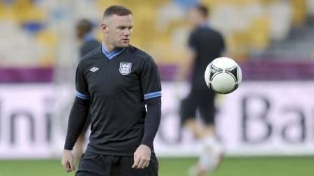 Wayne Rooney kan sende England videre i kveld. (Foto: Anthony Devlin/Pa Photos)