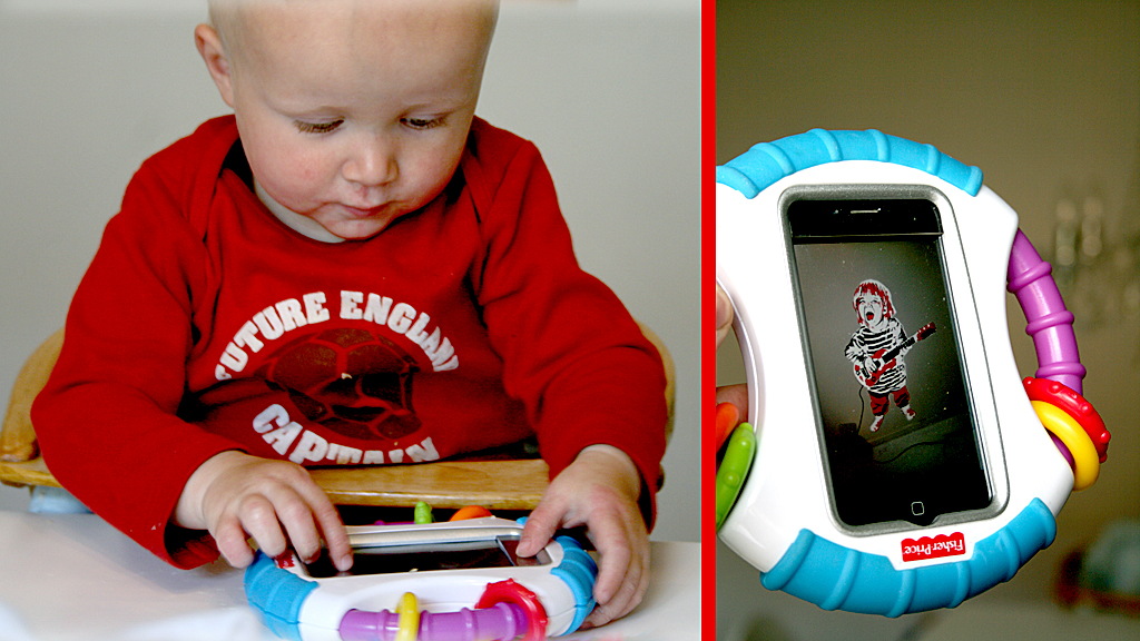 fisher-price-iphone (Foto: Jostein Olseng)