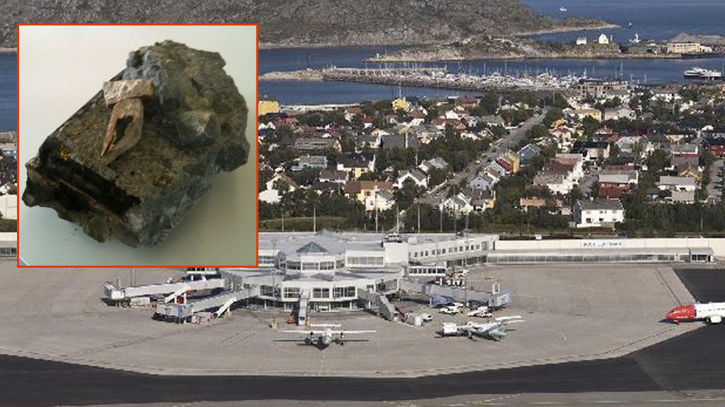 fly (Foto: TV 2/Bodø lufthavn)