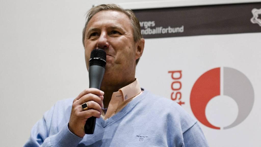 Gunnar Blombäck (Foto: Andersen, Aleksander/NTB scanpix)