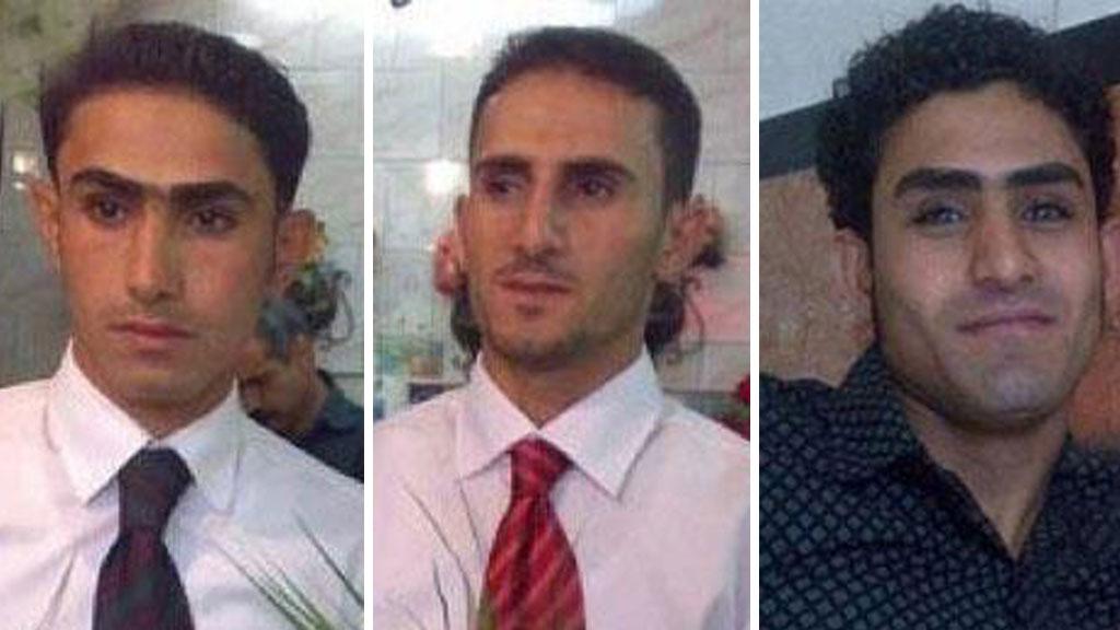 iranhenrettelse (Foto: Iran Human Rights)