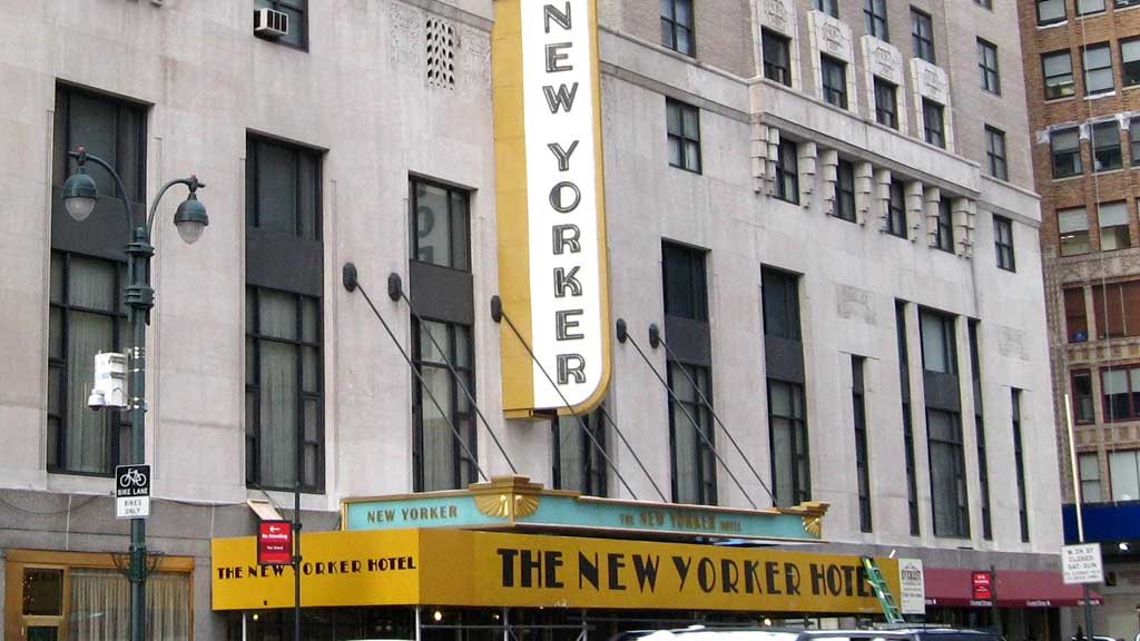 New Yorker Hotel (Foto: Wikimedia Commons)