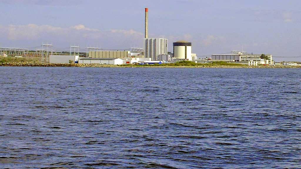 Ringhals kjernekraftverk (Foto: Wikimedia Commons)