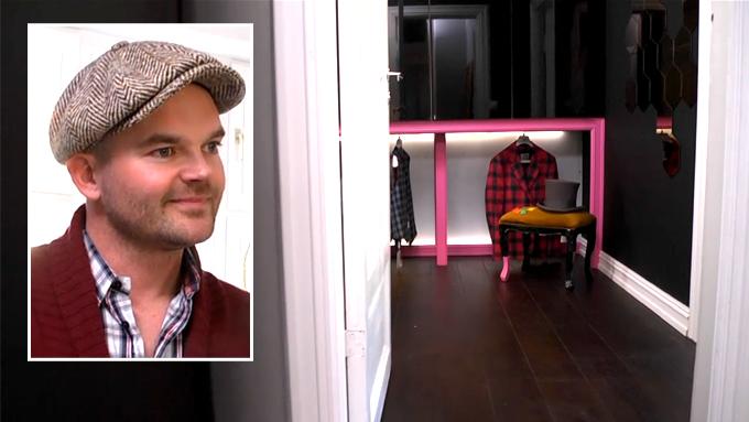 Simen Staalnacke i Heder og Hammer (Foto: TV 2)