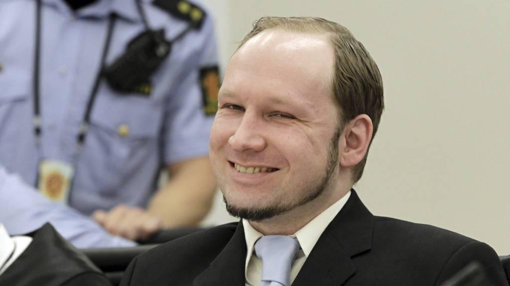 Anders Behring Breivik (Foto: DANIEL SANNUM LAUTEN/Afp)