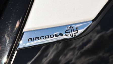 Citroën Aircross detalj logo
