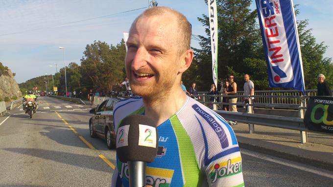 Reidar Borgersen (Foto: Mats Wedervang)