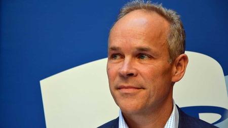 BEDRE BORGERLIG SAMARBEID: Jan Tore Sanner (H) mener klimaforhandlingene har bidratt til å sveise partiene tettere sammen. (Foto: Christofer Kjos Gabrielsen/TV 2)