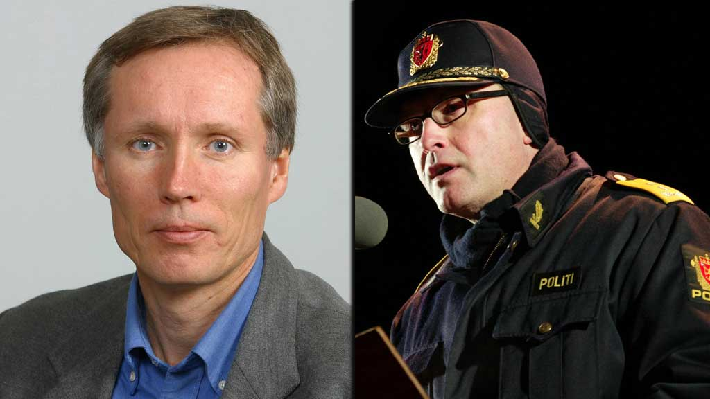 NYE JOBBER: Frode Forfang og Hans Sverre Sjøvold er utnevnt til henholdsvis ny direktør for Utlendingsdirektoratet og ny politimester i Oslo.  (Foto: Scanpix)