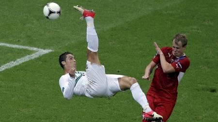 Cristiano Ronaldo (Foto: Gero Breloer/Ap)