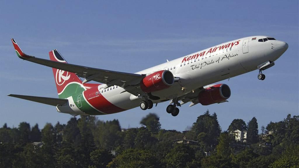 DØDE UNDE FLYGNING: En mann døde på flyet fra Amsterdam til Tanzania. (Illustrasjonsbilde) (Foto: The Boeing Company/AP)