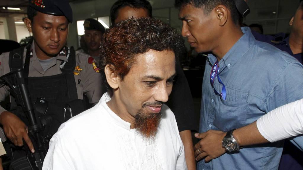 20 ÅR BAK MURENE: Umar Patek bidro til Bali-bomben i 2002. (Foto: SUPRI/Reuters)