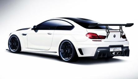 BMW M6 Lumma Design.
