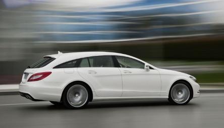 CLS Shooting Brake er både en imagebygger og en salgssuksess for Mercedes. Nå er det klart at Mercedes skal prøve å gjenta suksessen et hakk under i størrelse.