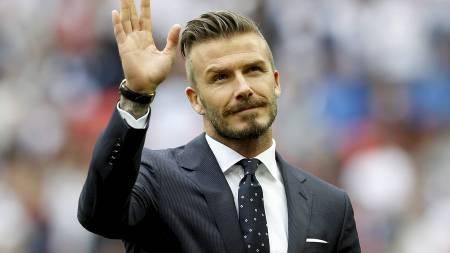 David Beckham (Foto: Kirsty Wigglesworth/Ap)