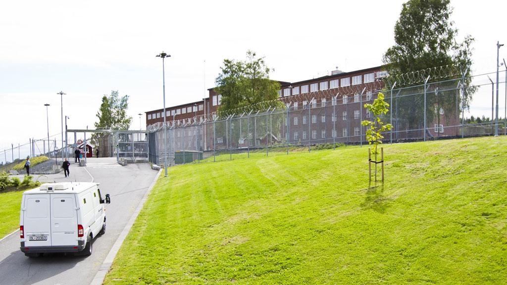 PSYKIATRISK SYKEHUS: Ila er midlertidig godkjent som sikkerhetspsykiatrisk sykehus. (Foto: Vegard Grøtt / NTB scanpix)