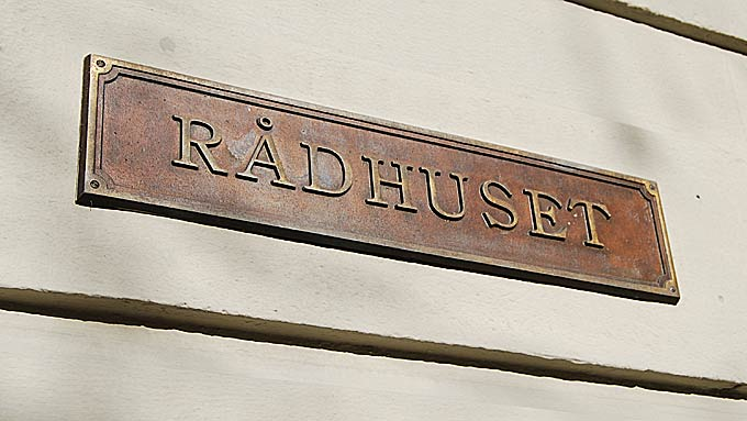 Rådhus (Foto: Kjetil Løset/TV 2)