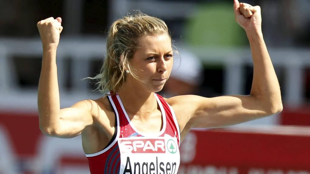 Tonje Angelsen (Foto: Åserud, Lise/NTB scanpix)