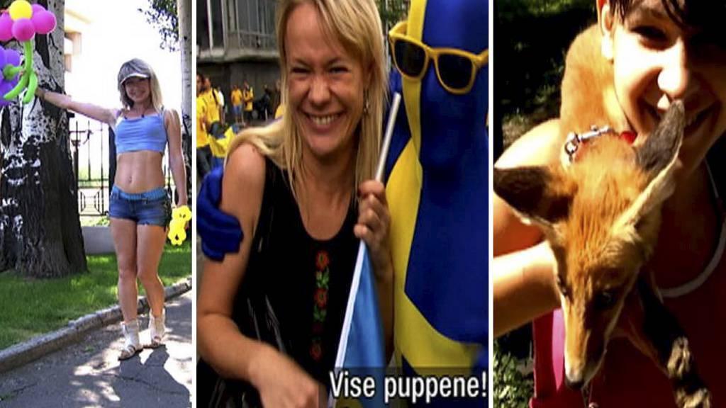 Bilder fra Harald Bredelis reisebrev fra Ukraina. (Foto: MONTASJE/)
