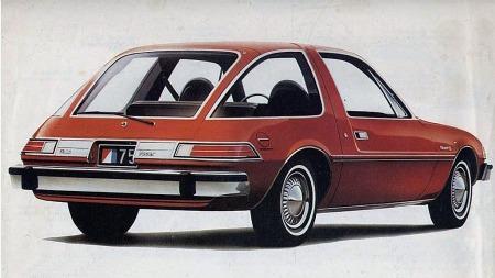 1975 AMC Pacer.
