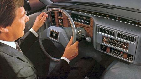 1981 Cadillac DeVille.