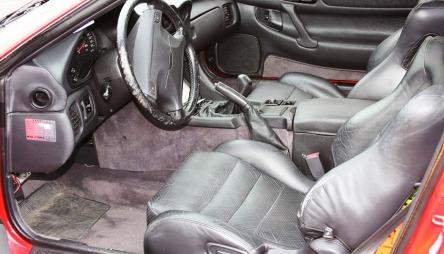 Slik ser det ut inni en brukt GT3000.
