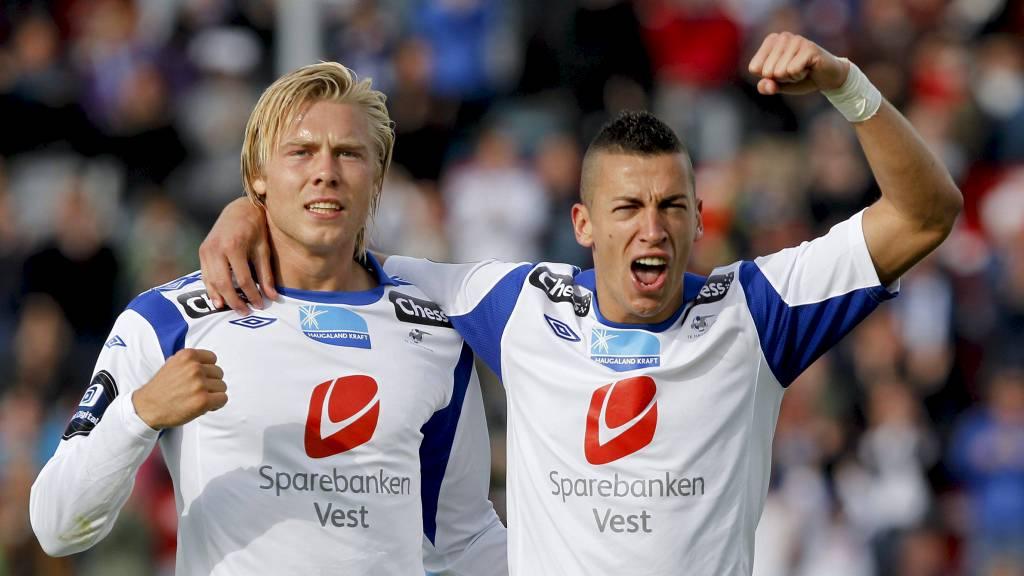 Alexander Søderlund og Nikola Djurdjic (Foto: Jan Kåre Ness/NTB scanpix)