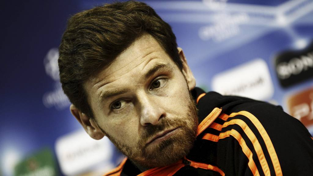 André Villas-Boas (Foto: Milestone Media/Pa Photos)