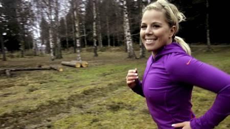 GIR RÅD OM TRENING: Anne Marte Sneve er TV 2 Sportys treningsekspert og personlig trener. (Foto: Privat/)