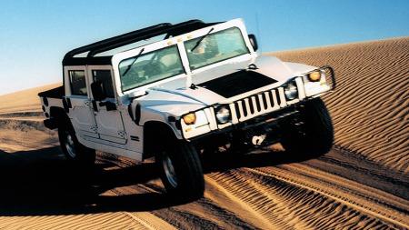 2002 Hummer H1.