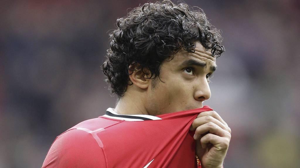 Manchester Uniteds Rafael. (Foto: Jon Super/Ap)