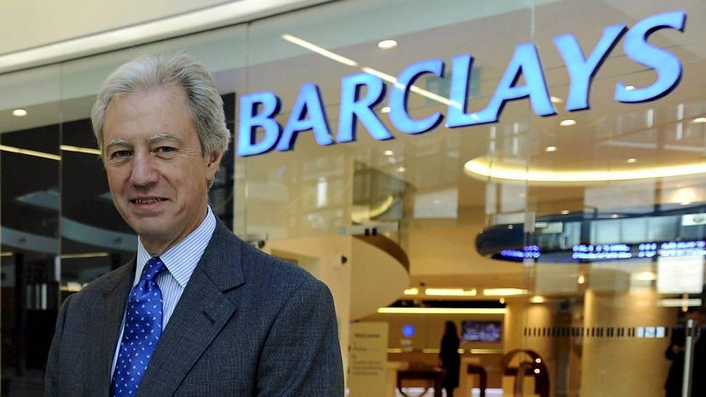 GÅR AV: Styrelederen i britiske Barclays Bank, Marcus Agius, går av etter at banken skal ha forsøkt å manipulere Libor-renten. (Foto: DYLAN MARTINEZ/Reuters)