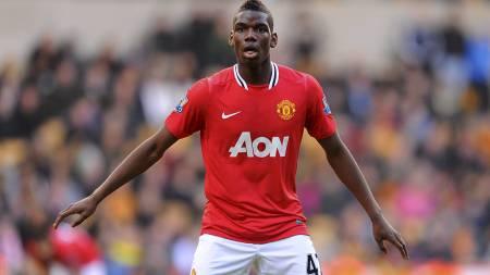 FORLOT OLD TRAFFORD: Paul Pogba forlot Manchester United i 2012. (Foto: Joe Giddens/Pa Photos)