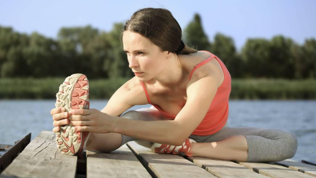 KAN GJØRES OVERALT: Pakker du løpesko kan du enkelt få til en treningsøkt mens du er på ferie. (Foto: Illustrasjonsbilde / Colourbox/)