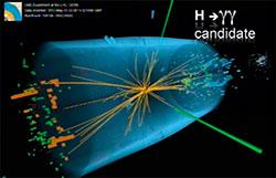 Når protonene kolliderer