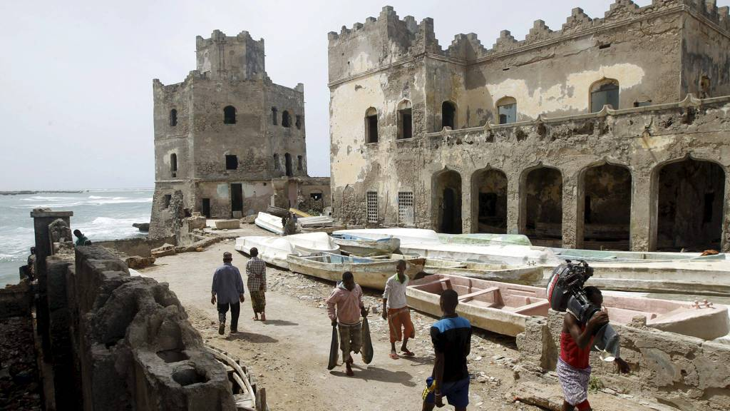 MOGADISHU: Regjeringen ønsker å sende somaliere tilbake til hovedstaden Mogadishu, om nødvendig med tvang. (Foto: GORAN TOMASEVIC/Reuters)
