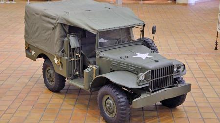 1942 Dodge WC 51. (Foto: Artcurial)