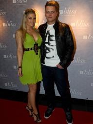 KJENT EKS: Louise Angelica var tidligere sammen med hip-hop   artisten Kristian «Sirius» Rønning. (Foto: Glenn Svendsen, ©ps)