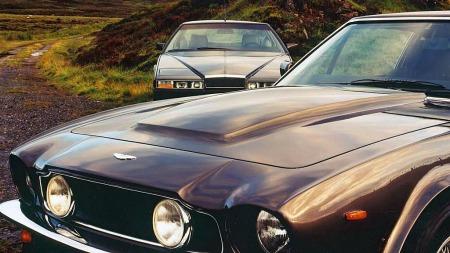 Aston Martin Lagonda brøt helt med merkets gamle designfilosofi da den ble presentert som 1976-modell. Selv om kvalitetsproblemene gjorde at det drøyet flere år før de første bilene kunne leveres, og de også fortsatte etter det, sto stolte eiere last og brast med sine sære og kantete Lagondaer.